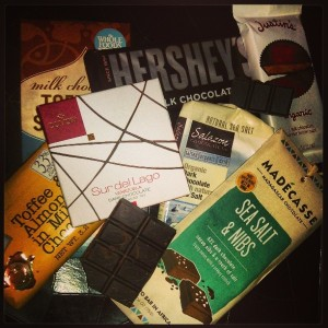 Learn what's really in your chocolate bar, and how to discern fairtrade chocolate from slavery chocolate, in my chocolate seminars