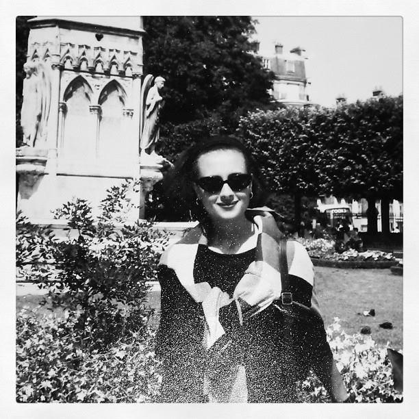 Paris love, age 19