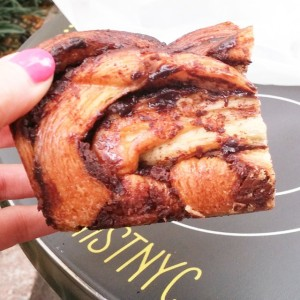 Award-winning and award-deserving chocolate babka