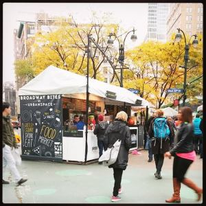 Broadway Bites at Greeley Square Park