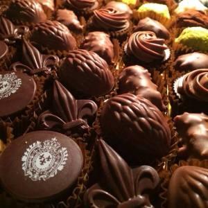 Debauve et Gallais, the Paris chocolate shop where I tasted the bonbon that changed my life