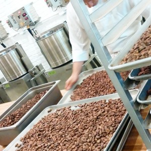 Bean-to-bar behind the scenes