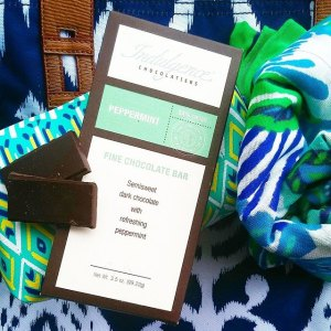spring green Sweet & Chic gift set