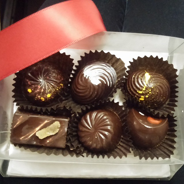 Truffles by Cao Chocolates