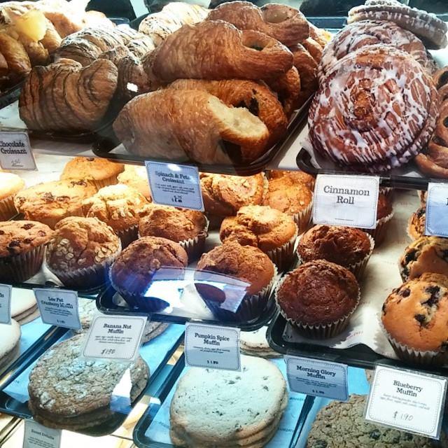 Firehook Bakery, Dupont Circle