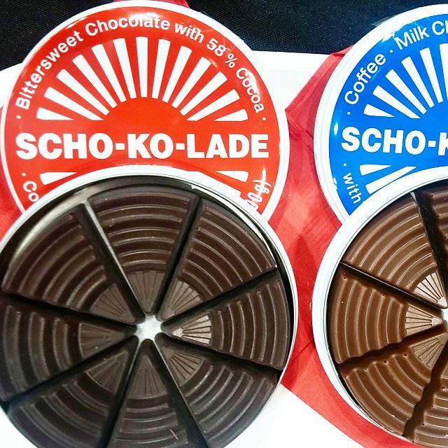 scho-ko-lade