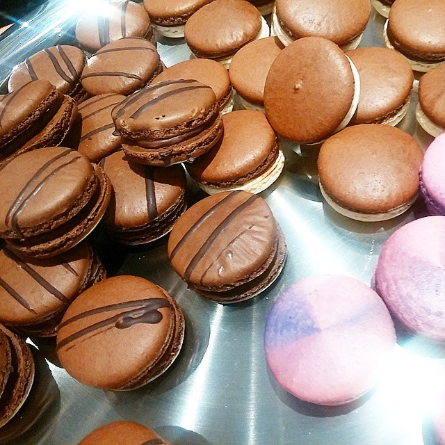 The new macaron kits from Dana's Bakery grabbed a lot of fun attention.
