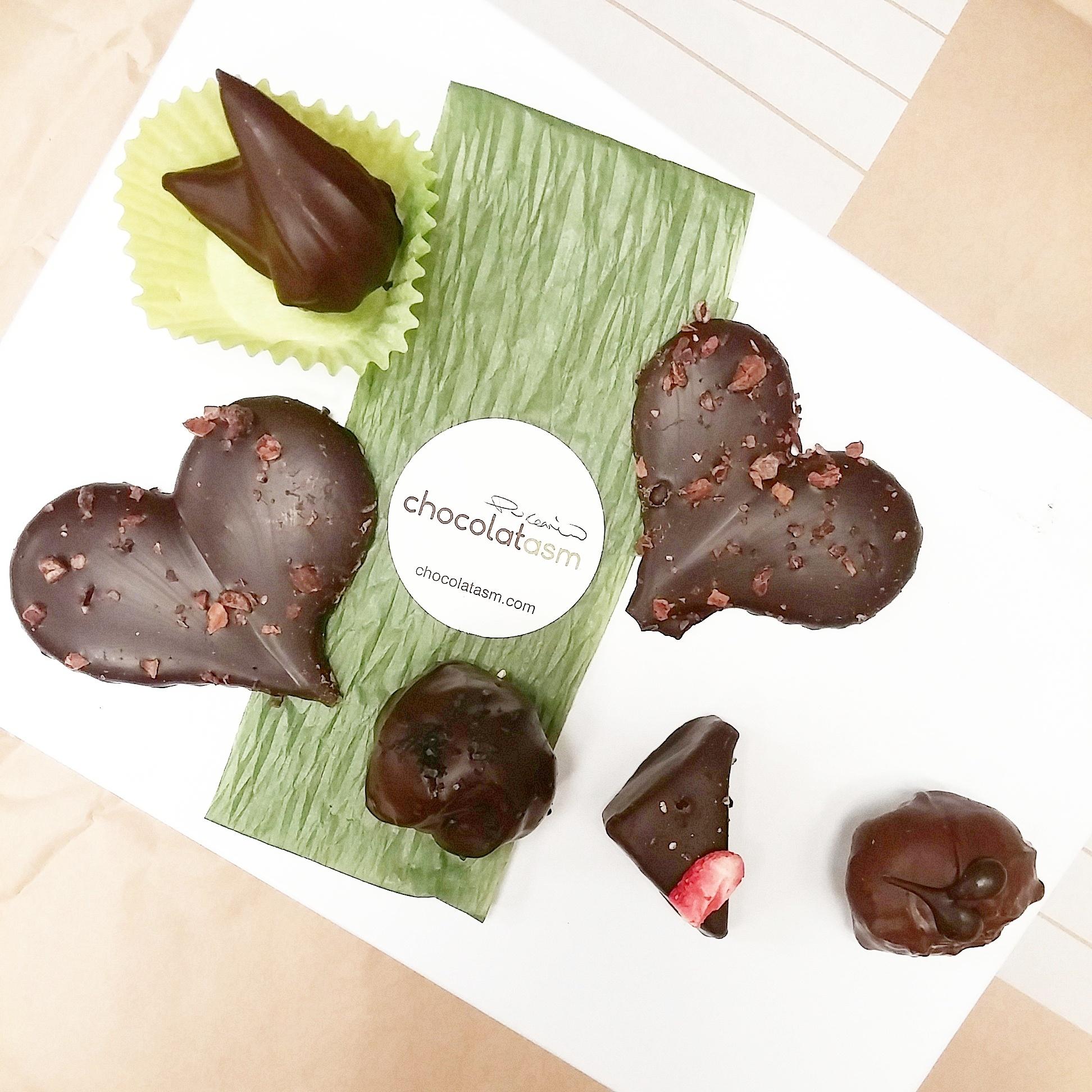 Artisan chocolate by Chocolatasm