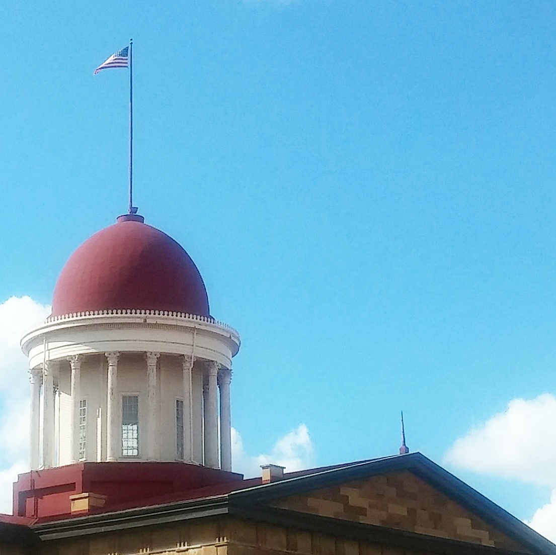 Old State House in Springfield, IL