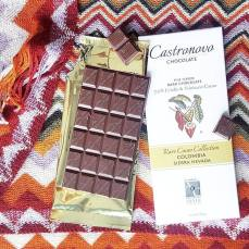 New and old: thoroughly exquisute Castronovo Chocolate at #cardullos, a super special #harvardsquare shop I've been visiting since freshman year when I would buy the chocolate bars that were available then! What a treat to connect with the new owner of this classic shop, over new chocolate, an ancient delicacy! And yes I took off my scarf and took this picture; standard operating procedure! : )