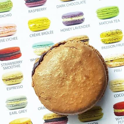 Macaron Cafe now available at Gourmet Boutique in Boston, former chocolate tour stop