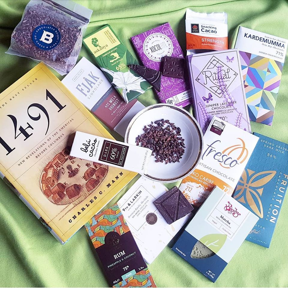 harvard women chocolate presentation